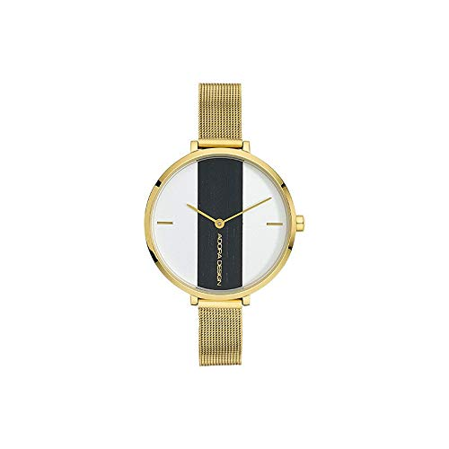 Adora Design Damenuhr Gold Milanes, 1-204211-001