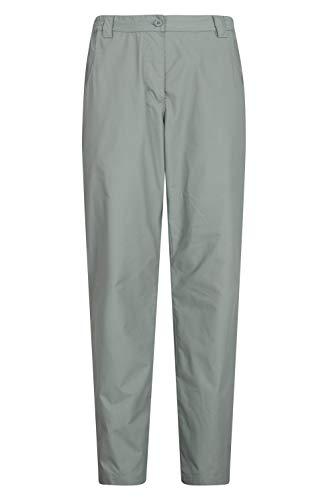 Mountain Warehouse Quest Pantalones para Mujer - Ligeros, de Verano, Transpirables, Ropa de fácil Cuidado para Exteriores - Lo Mejor para Caminar, Viajes, Senderismo