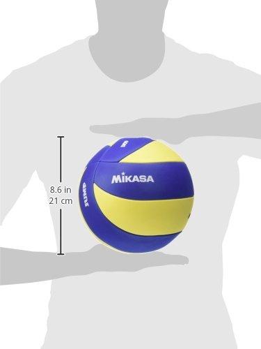 Mikasa MVA 123 SL - Pelota de Voleibol para niños (65-67 cm, 5 ...