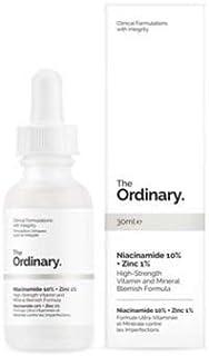 ذا اورديناري نياسيناميد 10٪ + زنك 1٪ (30 مل)