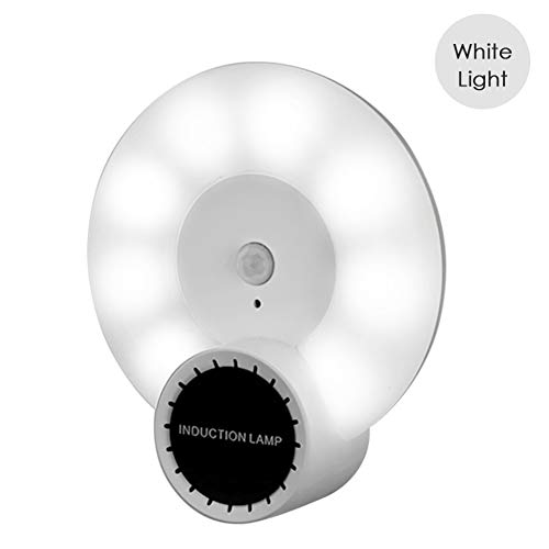 XHSHLID Led-nachtlampje, aromatherapie, bewegingsmelder, wandlamp, sensor, mensen, nachtlampje, hal, slaapkamer, trap, kast