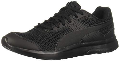 Puma Escaper Core Zapatillas de Deporte para Unisex Adulto, Color Puma Black-Puma Black-Puma White, 22