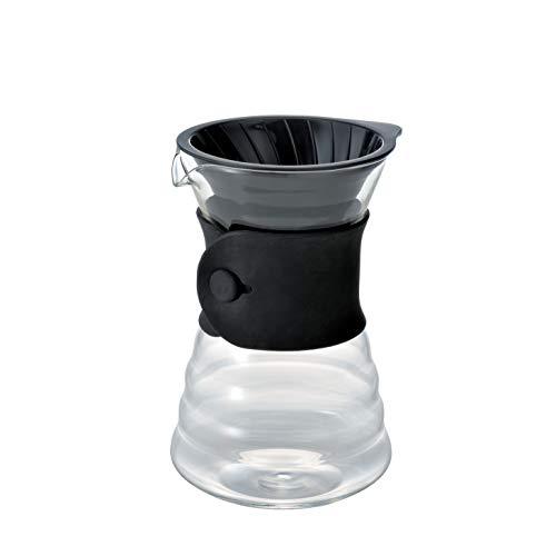 Hario VD 700ml V60Drip Dekanter Pourover Coffee Brewer Server für 2–3Tassen, Transparent