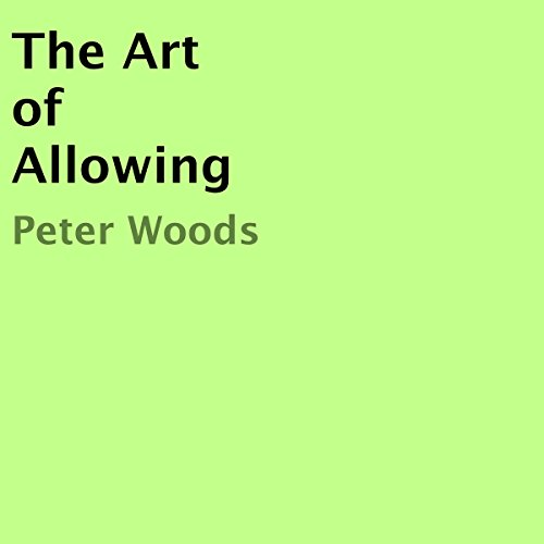 The Art of Allowing cover art
