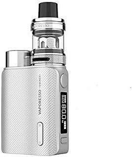 Vaporesso Swag II Box Kit 電子タバコ ベイプ vape 電子たばこ スターターキット (silver)
