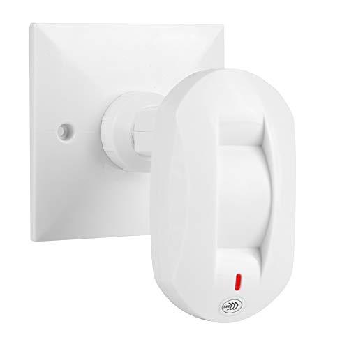 Menselijk hoofdlichaam infrarood detector, mini bedrade binnenlandse beveiliging anti-diefstal alarmsysteem, bewegingsdetectie sensor DC 12V infrarood detector