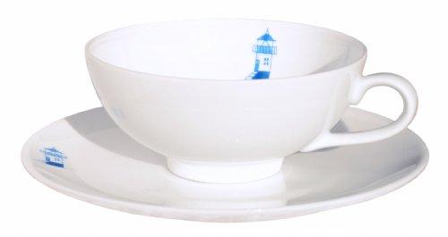 CUP+MUG Teetasse, Leuchtturm