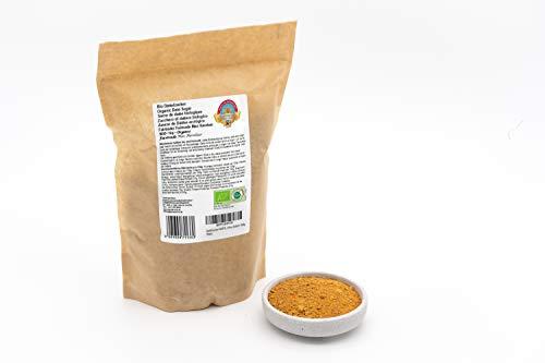 Azúcar de dátil de comercio justo orgánico - 1 kg - 100% dulzor de dátil de dátiles Deglet Nour - vegano