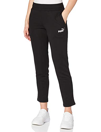 PUMA Ess Sweat Pants TR op Pants, Donna, Cotton Black, XL/S