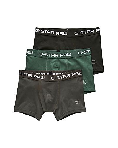 G-STAR RAW Herren Klassische Boxershorts 3Er-Pack