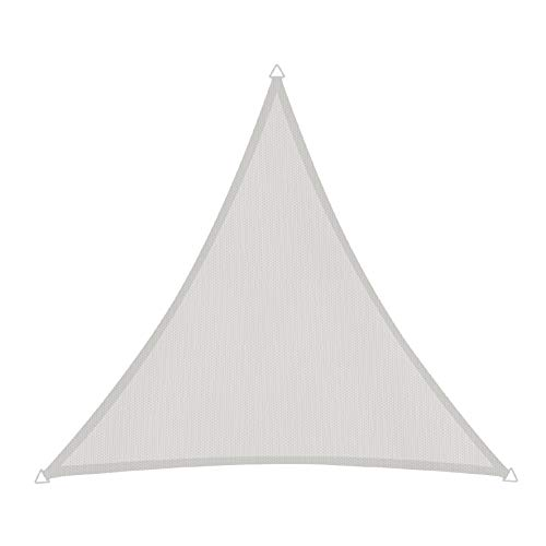 Windhager 10711 Cannes Voile d'ombrage Triangulaire 3 x 3 m