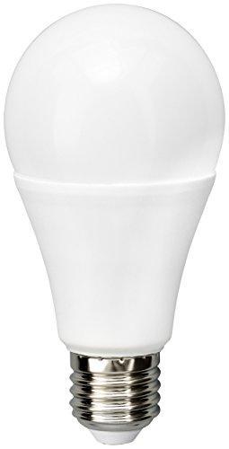 MÜLLER-LICHT 400221 A++, LED Lampe Birnenform ersetzt 100 W, Plastik, 12 W, E27, weiß, 13.4 x 6.5 x 6.5 cm