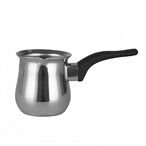 UW UNIWARE THE NAME YOU TRUST 3089M Uniware Stainless Steel Coffee/Milk Warmer And Butter/Chocolate Melting Pot (12 OUNCE)