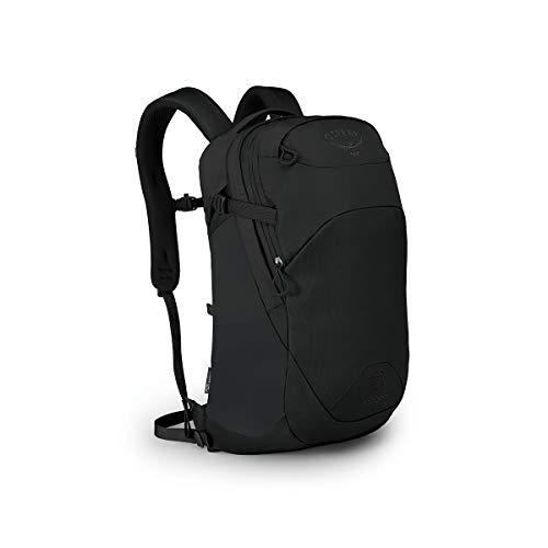 Osprey Apogee 28  Men Everyday   Commute Pack: Black