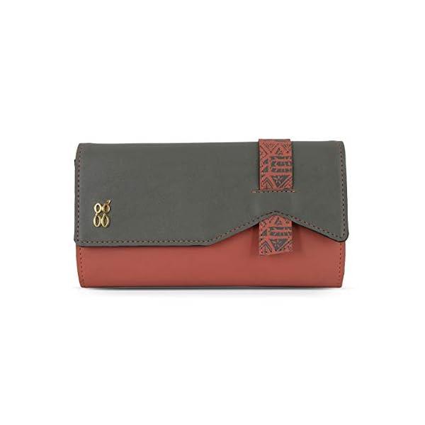 Baggit Wallet Autumn/Winter 2020 Faux Leather Women's Harmonium Wallet