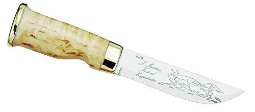 Marttiini Lappland-Messer Gesamtlänge: 23.7cm, Mehrfarbig, 23.7 cm