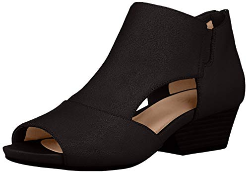 Naturalizer Women's Greyson Ankle Boot, Black, 8.5 M US