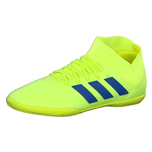Adidas Nemeziz 18.3 In J, Botas de fútbol Unisex niño, Multicolor (Multicolor 000), 33 EU ⭐