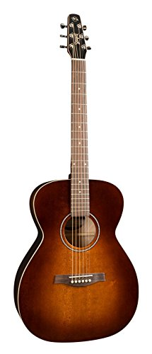 Seagull S6 Original Slim Concert Hall QIT Acoustic-Electric Guitar Review