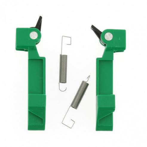 Thule Omnistor 5002 / 5003 Verriegelung grün Satz