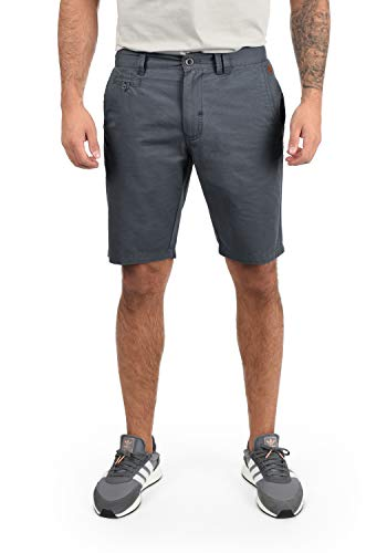 BLEND Sasuke Herren Chino Shorts kurze Hose, Größe:3XL;Farbe:India Ink (70151)
