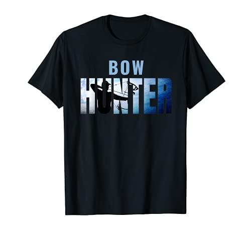 Deer Crossbow Hunting Buckwear Bow Hunter Gear Accessories T-Shirt
