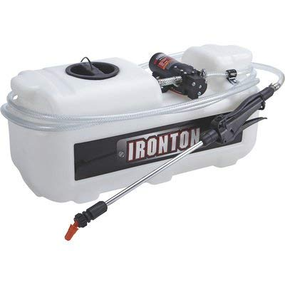 Ironton ATV Spot Sprayer - 5-Gallon Capacity, 1 GPM, 12 Volt
