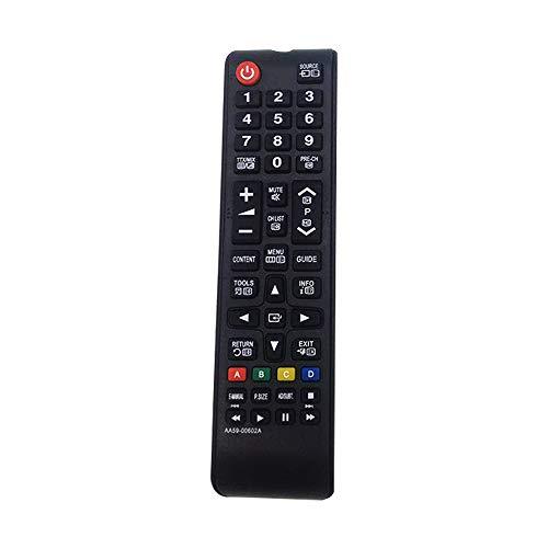 MYHGRC Nuevo Control Remoto de reemplazo de Smart TV para Samsung HD LED TV AA59-00602A AA59-00602A Control Remoto para Samsung TV