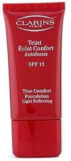 Clarins True Comfort Foundation Light Reflecting SPF 15 - #10 Tender Gold 30ml/1.06oz