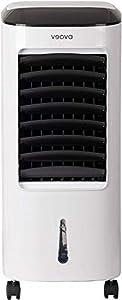 Air Cooler Climatizador portátil con función de deshumidificación 3en1 Enfriador de aire Deshumidificador purificador Aire acondicionado portátil con temporizador y mando a distancia