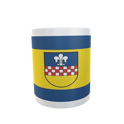 U24 Tasse Kaffeebecher Mug Cup Flagge Breckerfeld