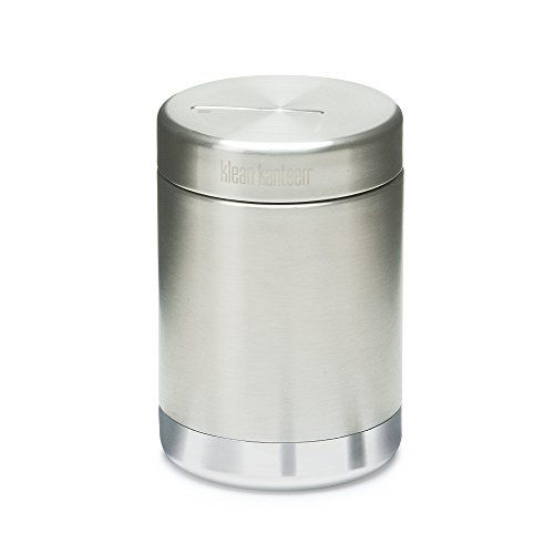 Klean Kanteen Lebensmittelbehälter 473 ml Food Canisters doublewall, brushed stainless, 8020094