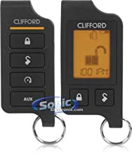Clifford 470.6X 2-Way Responder Remote Start System w/ Keyless Entry