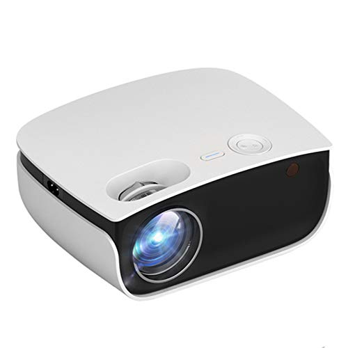 Mini proyector, Proyector portátil Nativo HD 720p 3000 Lumens LED Proyector para...