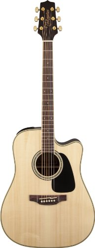 Takamine gd51ce-nat Dreadnought Cutaway Guitars Guitarra, natural