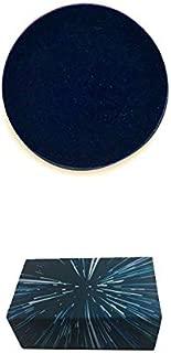RS Berkeley Hyperspace Rad Rosin -Light Rosin Large with Bonus Artino Shoulder Rest Magic Pad (for Violin & Viola)