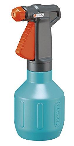 Gardena Comfort-Pumpsprüher 0.5 l: Vielzweck-Sprühflasche für Haushalt und Garten, stufenlos verstellbare Sprühdüse, große Einfüllöffnung (804-20)