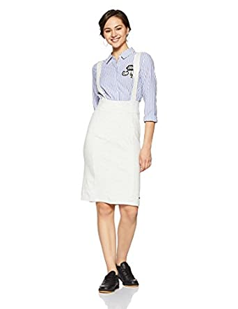 VERO MODA Women's Body Con Midi Dress