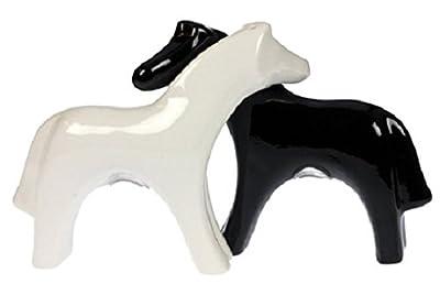 2-piece set Salt and Pepper Shakers different Animinals Dog Cat Horses by NETPROSHOP