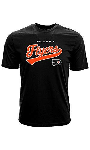Levelwear NHL Philadelphia Flyers Tail Sweep Jock T-Shirt, Größe :XXL