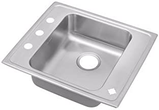 Elkay DRKAD222055FR2 Sink Stainless Steel