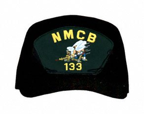 MilitaryBest Seabee NMCB-133 Ball Cap from MilitaryBest