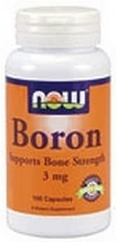 Max 61% OFF NOW Boron 3 mg 100 New Shipping Free of Pack Capsules 4