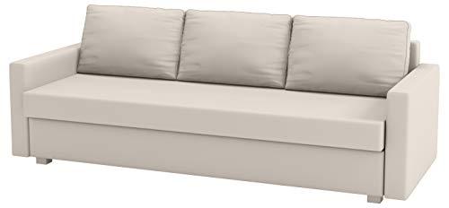 HomeTown Market - Funda de sofá cama Friheten de algodón para cama de 3 plazas de Ikea Friheten
