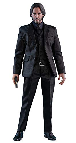 Hot Toys John Wick: Chapter 2 MMS504 Marvel 1/6th Scale Movie Masterpiece Collectible Keanu Reeves Figure