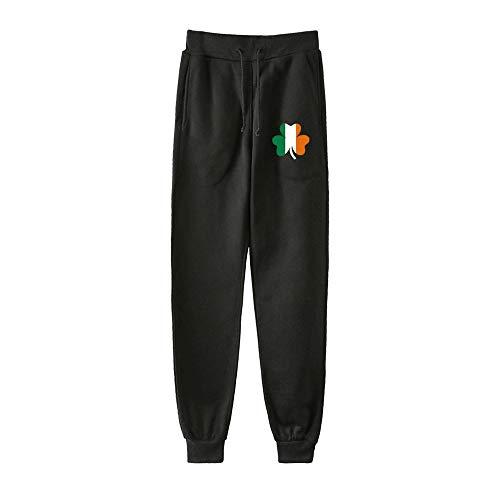 casual broek Heren Gym Joggers Joggingbroek, Slim Fit hardloopbroek Trainingspak Joggingbroek met dubbele zakken