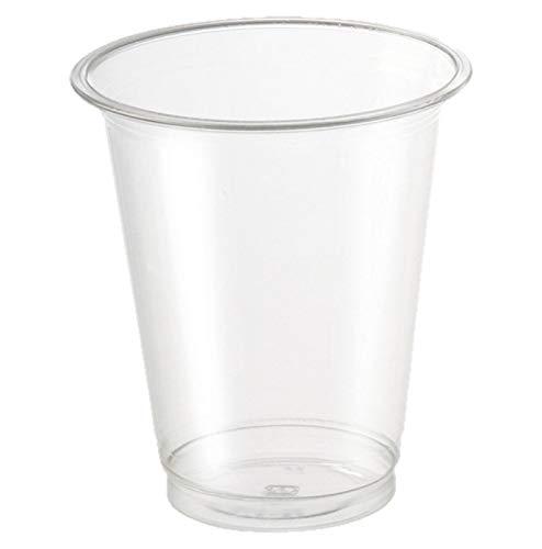ニッチプラス(Niche plus) COLD専用 使い捨てPET樹脂クリアカップ 270ml 100個入