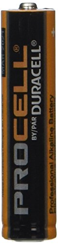 DURACELL AAA PROCELL Professional Alkaline Battery (Case of 144)