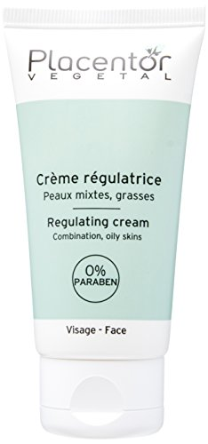 Placentor Végétal Crème Régulatrice Peaux Mixtes et Grasses 50 ml