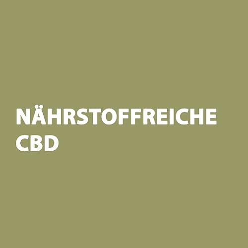 Cibdol - nährstoffreiche CBD-Technologie